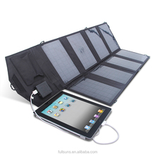 Low price waterproof solar panel charger rolling thin film flexible solar panel 28W