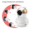 Real-time monitoring wireless wifi camera hd spy camera with remote control