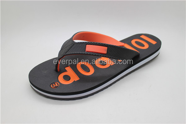 EVA Men's Flip Flops Beach Shoes