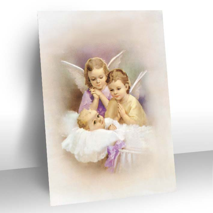 Newest lenticular 3d picture of angels