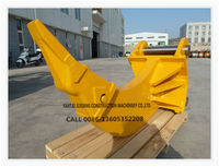 Excavator Parts of The Excavator Ripper for 20t Excavator Machinery