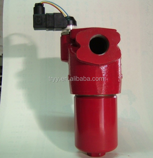 400 Bar high Pressure Line Filter for water-glycol