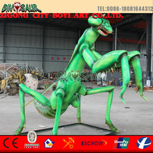Science Exhibition Remote Control Artificial Insect Mantis Models