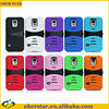 For Sumsang Galaxy S5 i9600 Electric wave line heavy duty shock proof silicon case