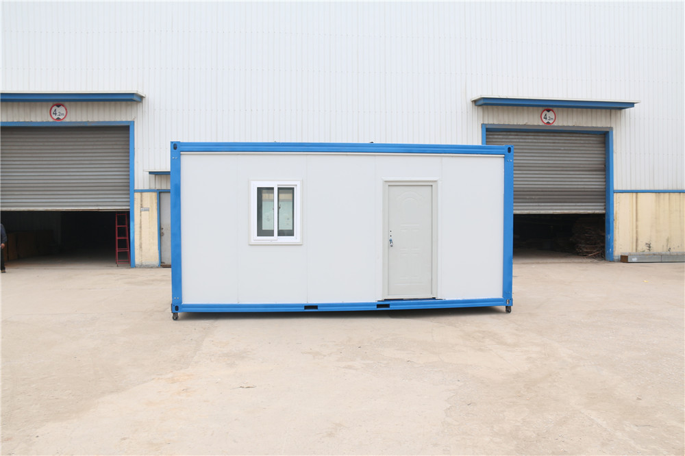3 in 1 container Australian 20 feet high cube open side container in Pakistan