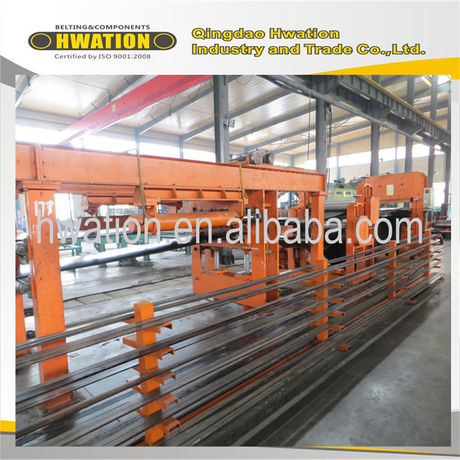 Mining quarry used rubber conveyor belt with good price