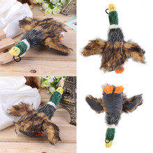 Best Selling Mallard Duck Dog Toys Wholesale Toy <strong>Pet</strong>