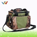 Camo Collapsible Insulated Cooler Bag For Food With Shoulder Strap