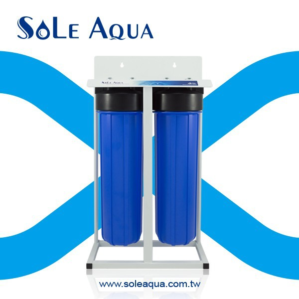 Stand type big blue 20 inch for whole house water filtration system