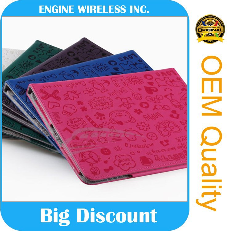 grade A case for ipad2/3/4/5