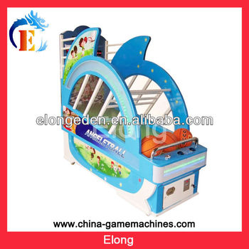 2013 Amusement Angelet Basketball coin operated redemption game machine arcade game machine