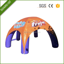 Customized Advertising inflatable tent promotion and car washing service
