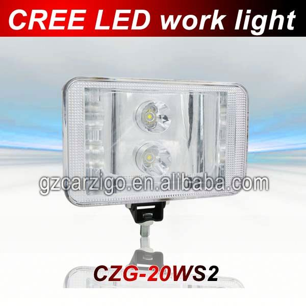 promotion 27w led work light :2013 new motorcycle led headlight 16w