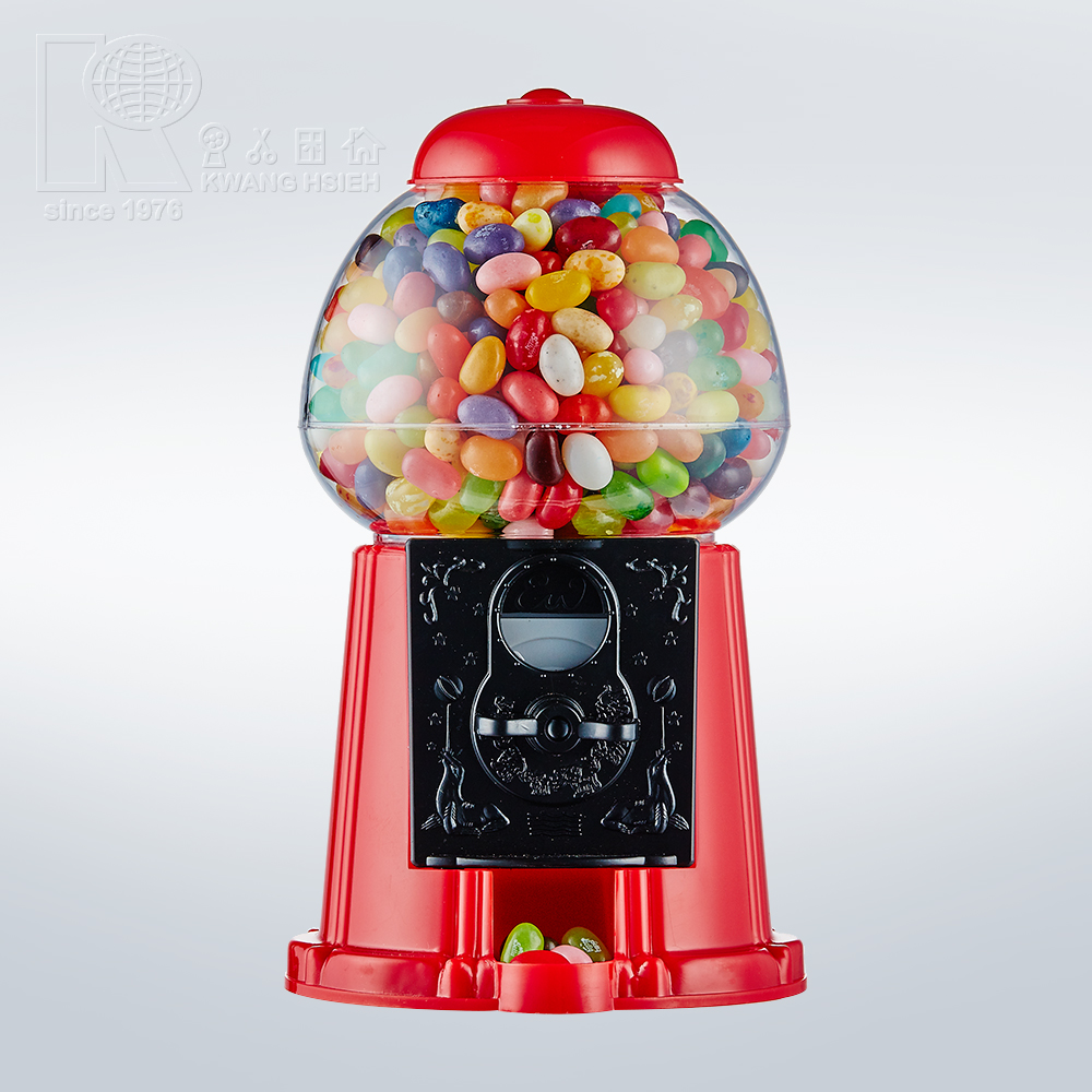 Kwang Hsieh Classic 9 Inch Plastic Candy Dispenser Toy
