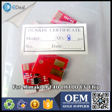 Wholesale price UV inkjet plotter ARC chip for Mimaki LH100 LF140 ink cartridge chip