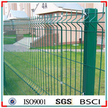 Made In China Garden Fence Pvc White Steel Picket Fence