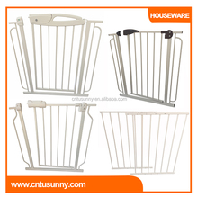 Expandable baby safety gates