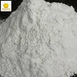 White water washed kaolin clay powder filler