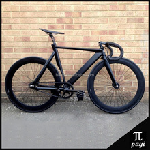 wholesale fixie Track Bicycle 700C 53cm 55cm 58cm frame Muscular frame Bike DIY fixed gear bike
