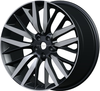 "17""18""19"" 20"" Finish Sliver,Black Replica Wheel Rims 00565"