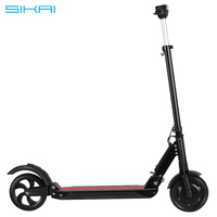 Travel Tools Eco-friendly Electric Scooter For Adult High Speed Electric Bike Lithium Battery E-bike Portable Scooter