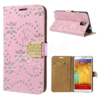 alibaba express cell phone leather flip case for samsung note 3 made in china