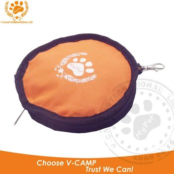 My Pet Collapsible multi-function waterproof dog bowl