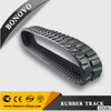 NAGANO ES300 300*52.5*74/300*55*72 Rubber Track for Construction excavator