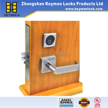 UL rated safes heavy duty entry mortice door lock with latch