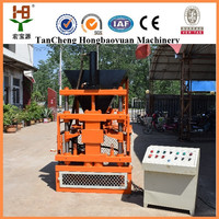clay raw material wt1-10/sy1-10 brick making machine united arab emirates
