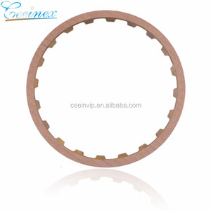 Ceeinex automatic transmission paper base clutch friction disc for RE4F04A 4F20E JF403E LJ4AEL