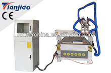 wood cnc router furniture making machine