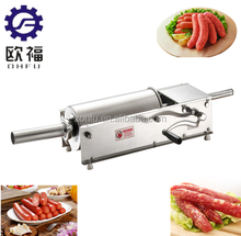 Horizontal Manual Sausage Filler,easy to operate