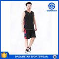 Adults Basketball Training Wear Basketball Jersey Design Black For 2017