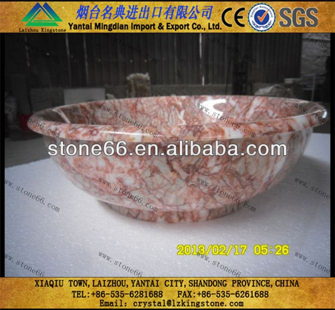 Chinese hot selling stone sink baby bath basin
