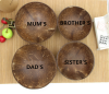 Pure Natural & Degradation Coconut Wood Bowl