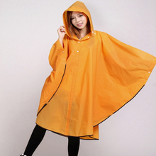 Adult EVA New Stock Rain Poncho, Wholesales Raincoat for Promotional Gift, Travel, Surfing, Outdoor Game