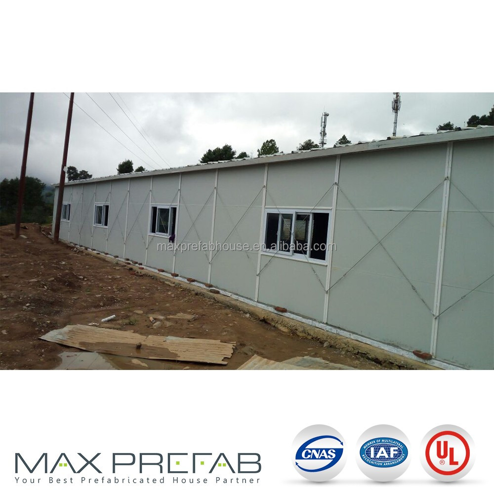 Prefabricated Steel Structure K Modular Prefab Construction Building