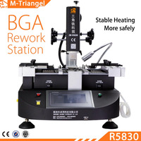 Economical upgrade laser positioning system repair station bga rework