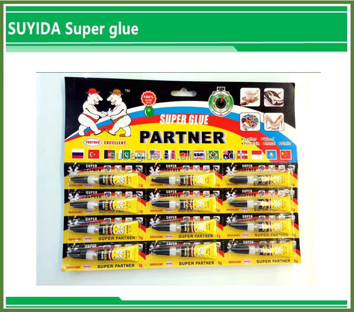 Specializing in the production all kinds glue price of wood adhesive 502 super glue