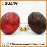 High quality 250w red infrared radiation light with CE ETL RoHS for poultry farming
