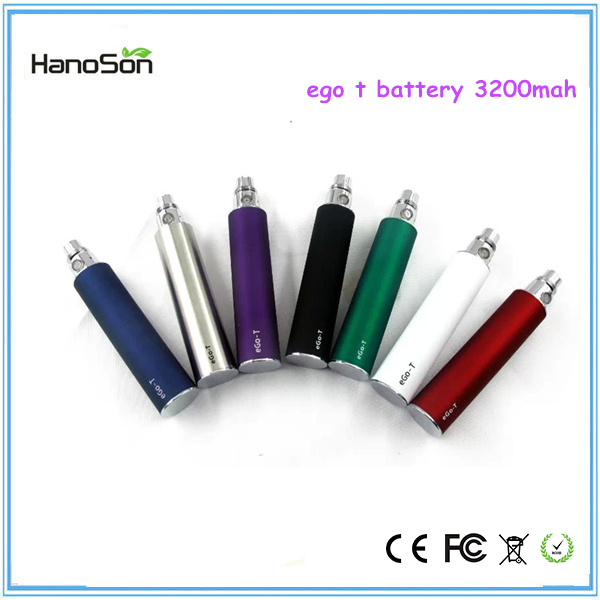 China Original ego t 3200 mah battery,3200mah ego battery ,ego 3200mah battery