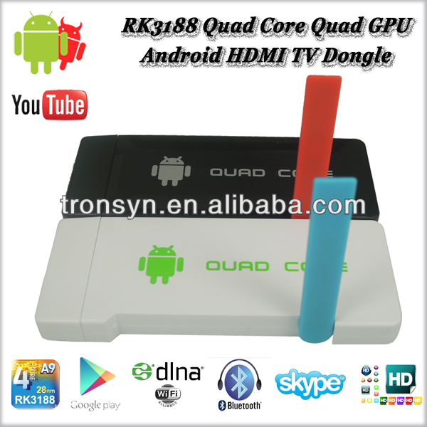 Wholesale China RK3188 MINI HDMI android tv box full hd media player 1080p