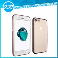 2016!!!Clear anti gravity mobile phone case for iPhone7/iPhone7plus
