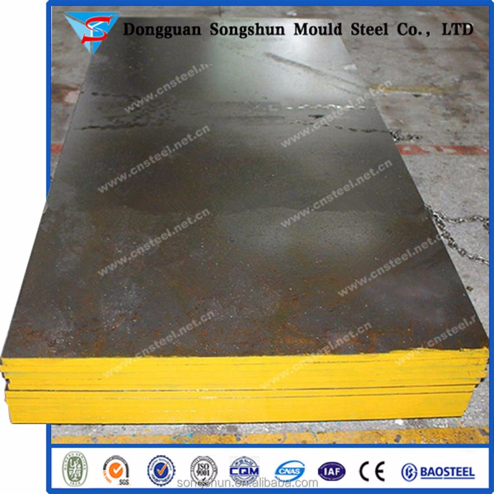 Hot Rolled 8620 Alloy Steel Sheets 1.6523 Mild Steel Plates