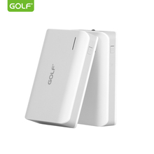 High capacity 7500mAh power bank with LED torch and four indicator lights