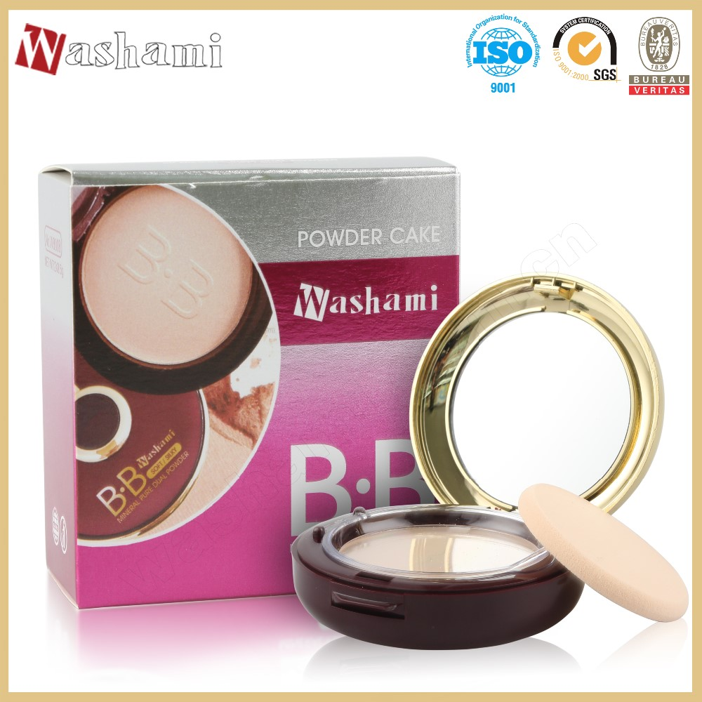 Washami Moisturizing Makeup Pressed Powder Best Compact Powder
