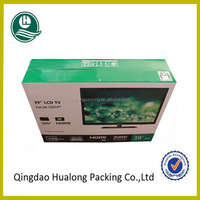 High quality carton packaging box for lcd tv
