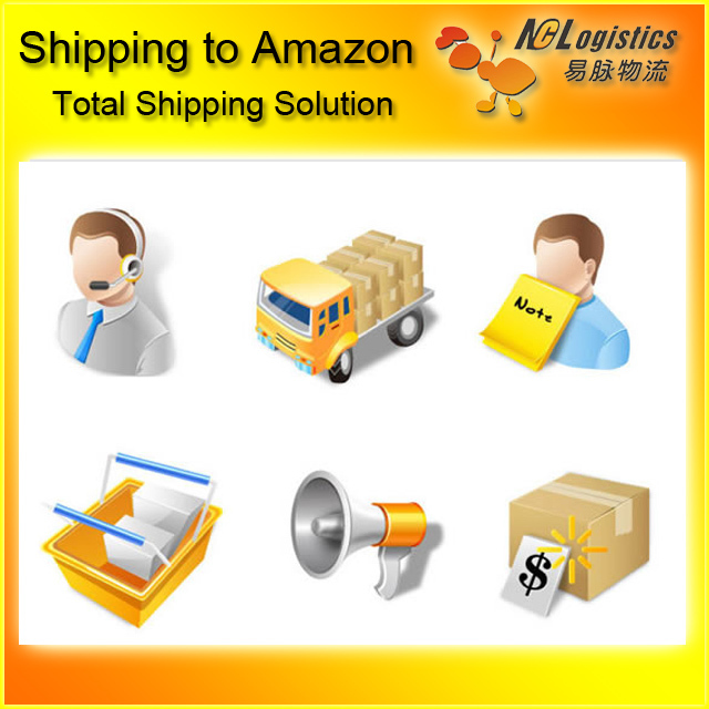 shanghai ship to california Amazon