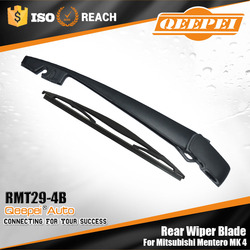 Excellent performance wholesale auto parts windshield rear wiper arm and beam blade fit for Mitsubishi Mentero MK.4